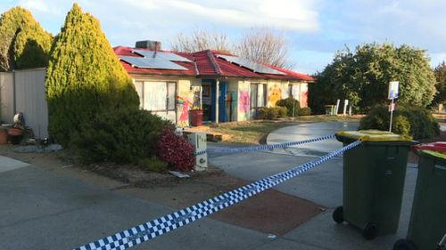 """Police have called for """"greater powers"""" to tackle the crime spike. (9NEWS)"""