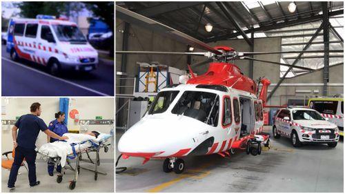 'Unable to fart' among bizarre Triple Zero calls putting strain on Victorian paramedics