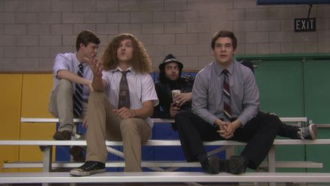 Chris D'Elia starred in an episode of Workaholics