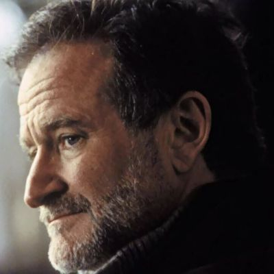 Robin Williams as Daniel Hillard/Mrs. Doubtfire: Now