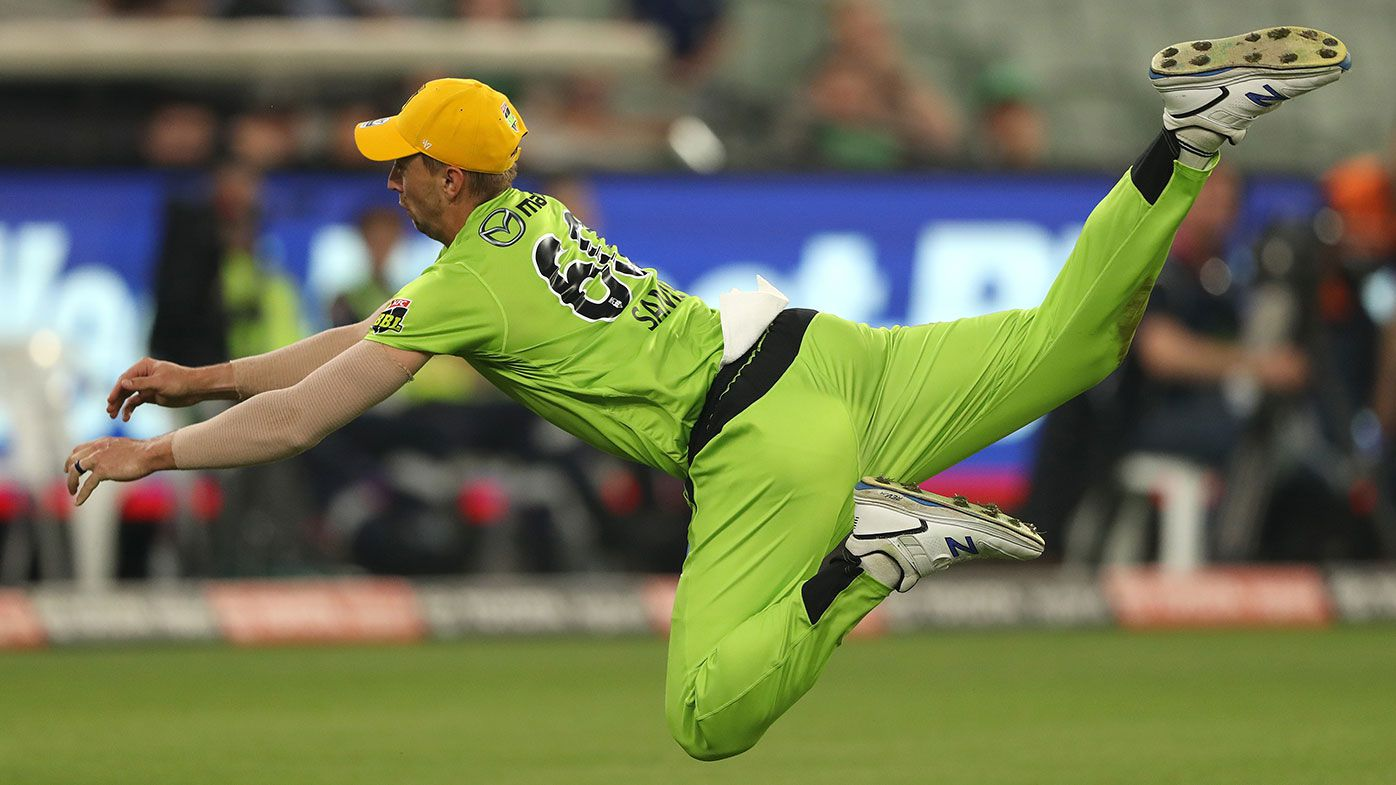 Stoinis leads Melbourne Stars into BBL final after beating Sydney Thunder