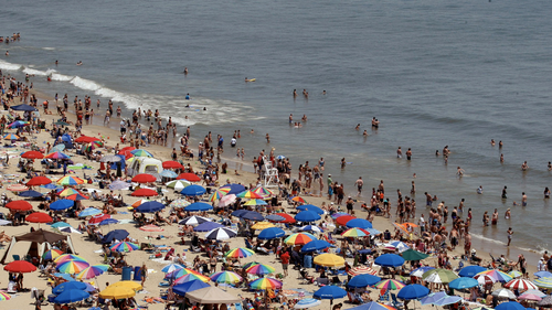 Appellate judges uphold Maryland beach town's topless ban