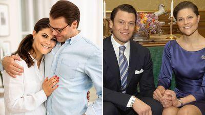 Crown Princess Victoria and Prince Daniel celebrate 10th anniversary, February 2019