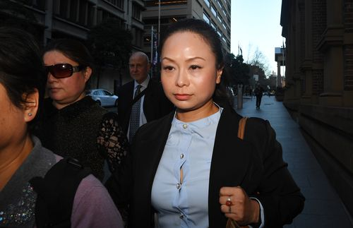 Qian Liu has been found not guilty of the murder or manslaughter of her husband. (AAP)