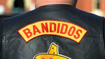 A brawl on involving the Bandidos on the Gold Coast was the catalyst for Queensland's strict bikie laws. (AAP Image/Dean Lewins)