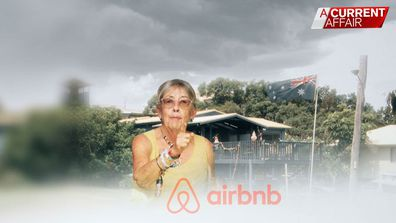 How an Airbnb guest became a squatter