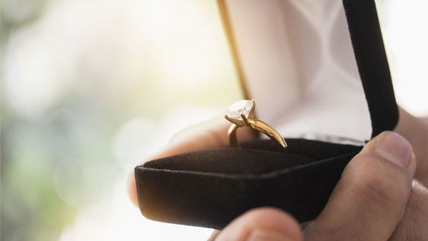 'Why I wanted to buy my own engagement ring'