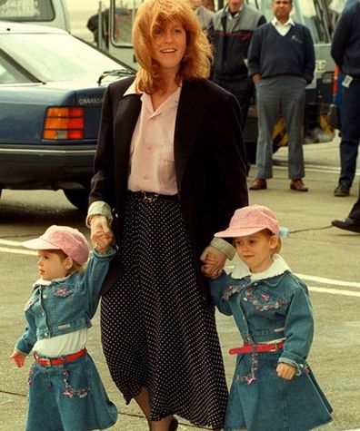 Princess Eugenie of York Sarah Ferguson Mother's Day tribute
