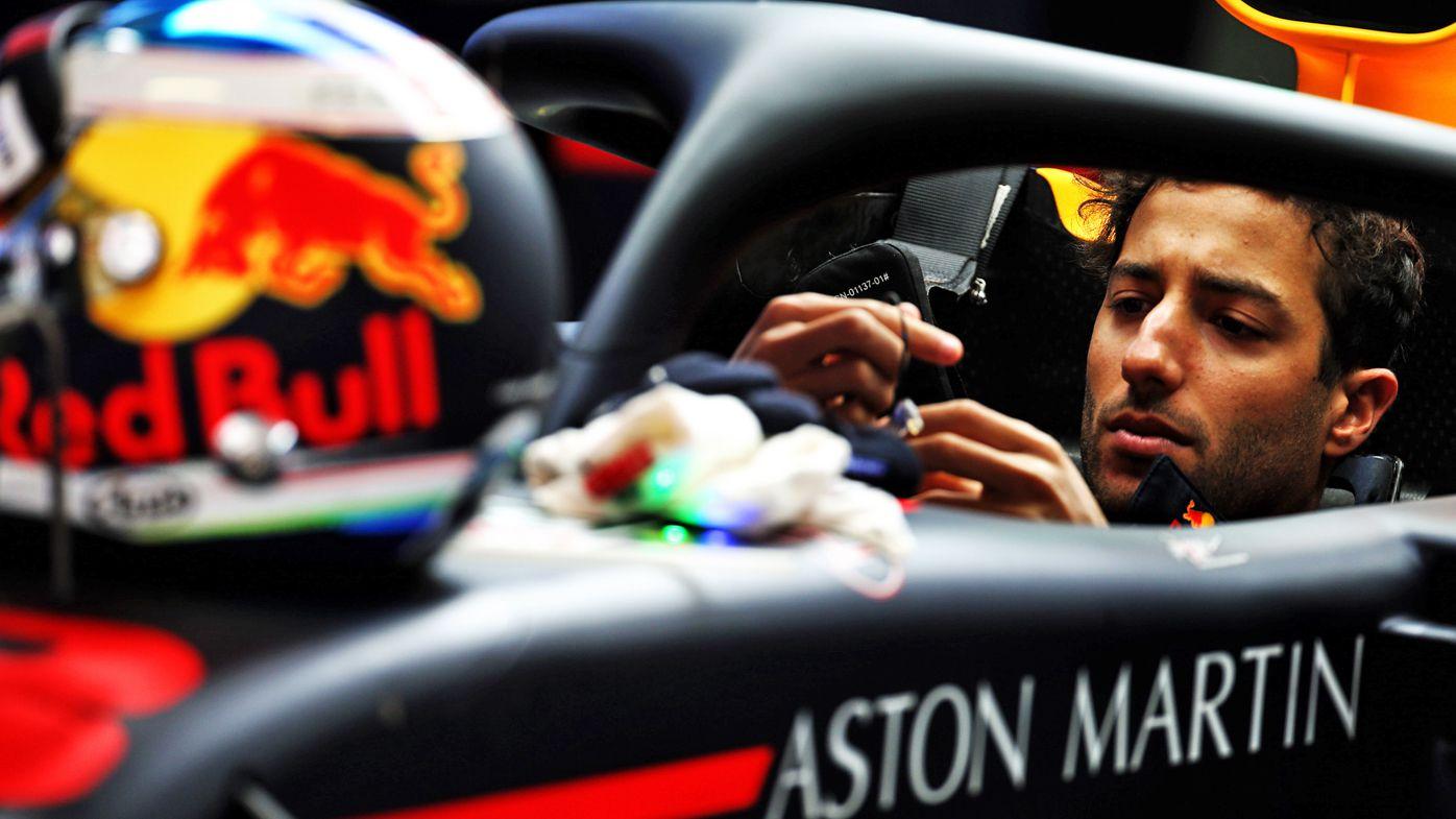 Daniel Ricciardo has no choice: says Red Bull advisor Helmut Marko