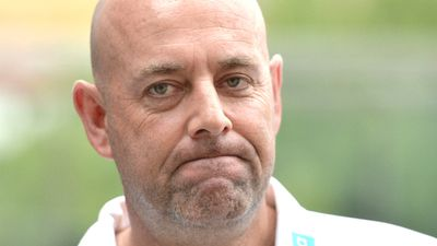 "Australian coach Darren Lehmann tweeted: ""Our thoughts and prayers are with phil and his family! He is a great fighter and a great young man!"""