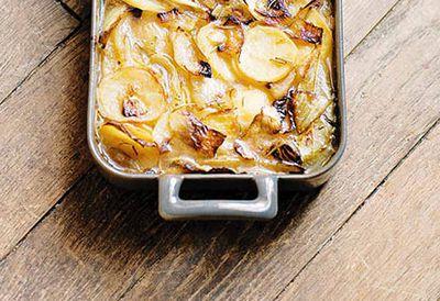 Potato gratin boulanger