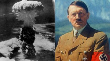 Hitler's nuclear bomb dream was sunk on ferry
