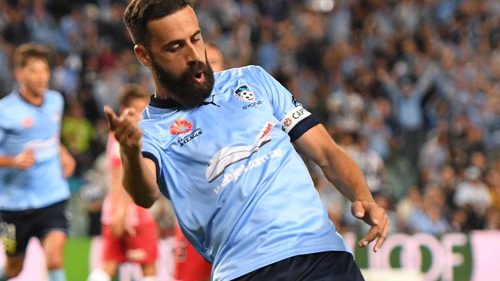 Sydney FC claim more A-League records