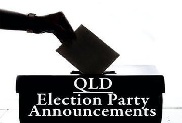 QLD Election Party Announcements