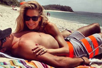 """@jenhawkins_: """"Beach, eat, chill... repeat! #happiness Best weekend! #OzDay @jakewwall"""""""
