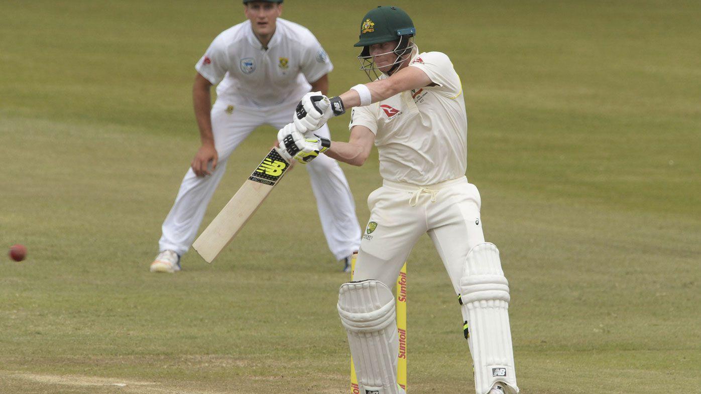 Warner fires up, SAfrica slips to 4-63
