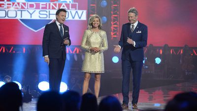 <p>The AFL Footy Show has ended the year with a bang at Melbourne's Rod Laver arena, take a look back at some of the best moments of the show.</p>