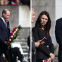 Prince William pays tribute to war victims alongside Jacinda Ardern