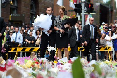 Tony Abbott visits memorial