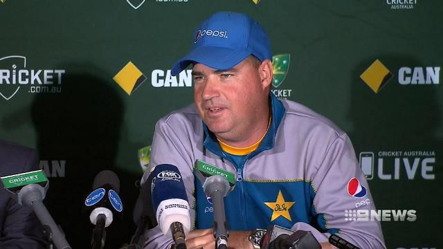 Arthur keen to upset Aussies in Test