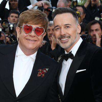 Elton John and David Furnish: Together since 1993