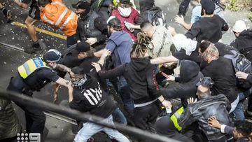 Melbourne anti-lockdown protests