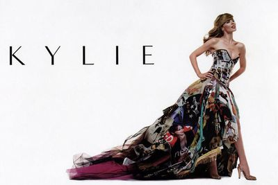 Promo shot for <i>Kylie: The Exhibition</i> (2005)<br/><br/>Image: Supplied