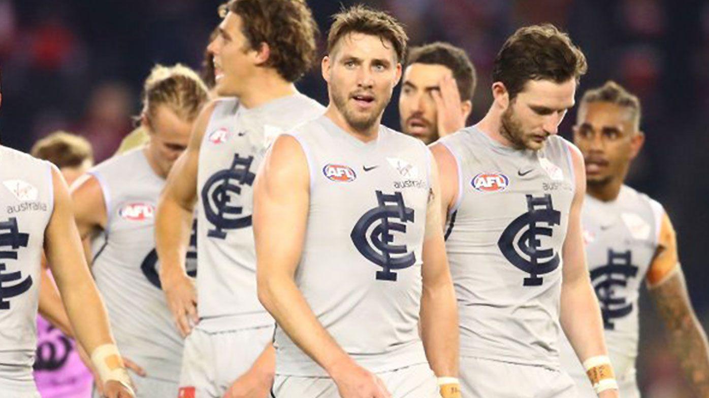 Saints prolong Carlton's AFL nightmare