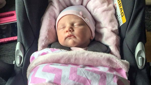 Baby Almost Dies After Two Hour Journey In Car Seat Causes Seizure
