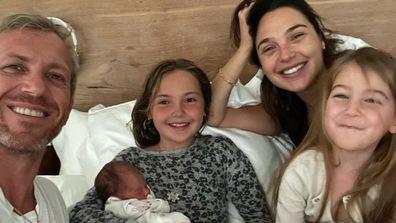 Wonder Woman actress Gal Gadot welcomes her third child, Daniella