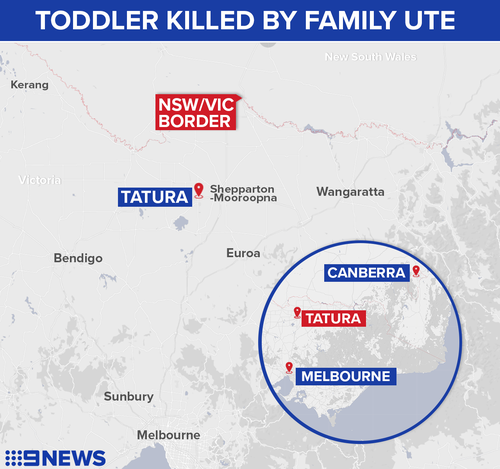 Baby dies in tragic home accident in Victoria