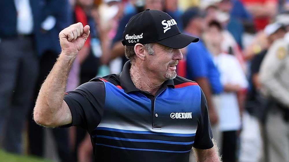 Aussie Pampling triumphs on US PGA Tour