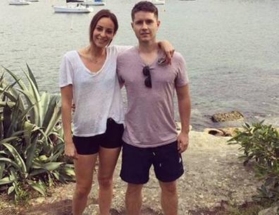 Susane and Daniel IVF pregnancy
