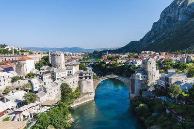 <strong>Mostar, Bosnia and Herzegovina</strong>