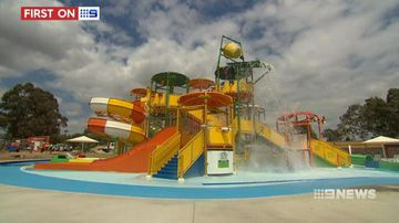 VIDEO: Waterpark to save western Sydney families trekking to the beach
