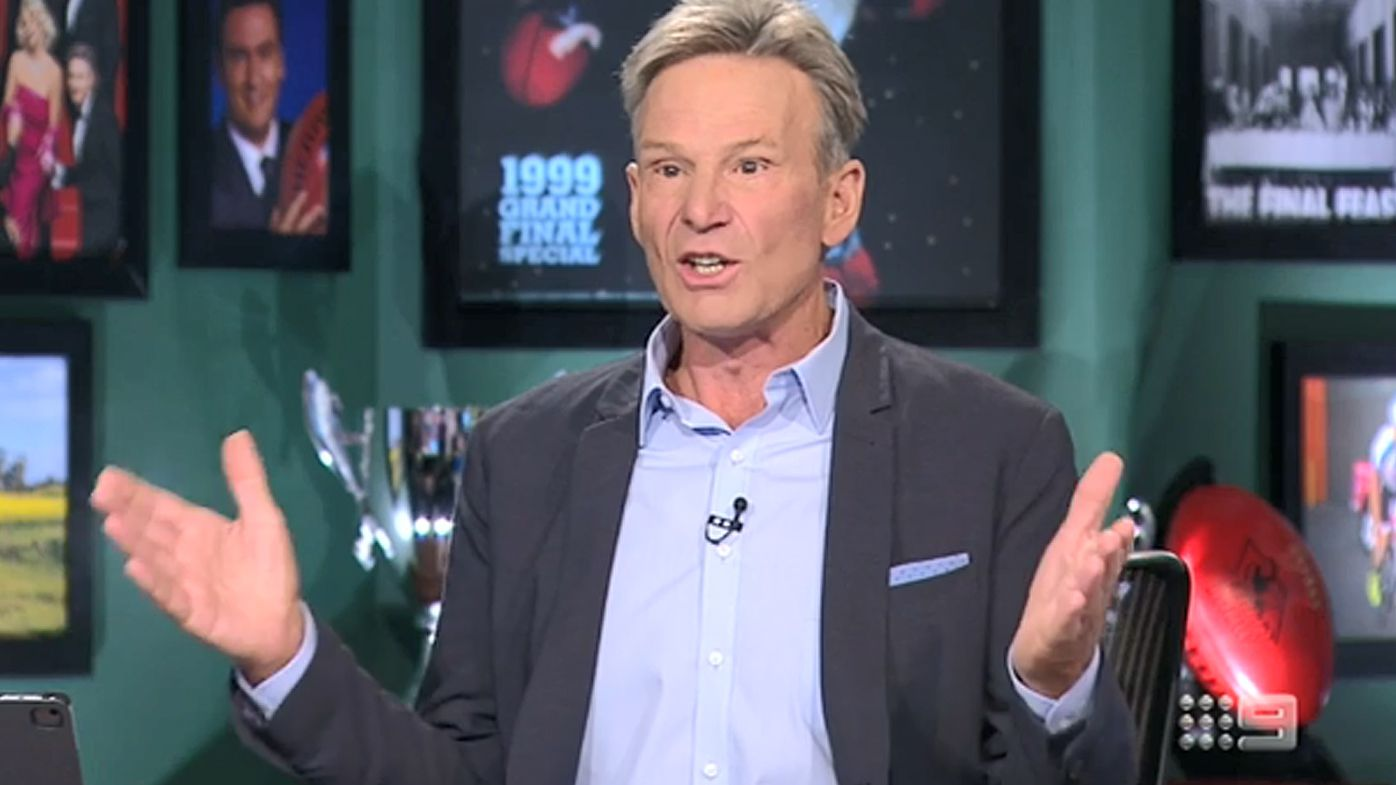Sam Newman furious at 'ridiculous' decision by Formula One bosses to ban grid girls
