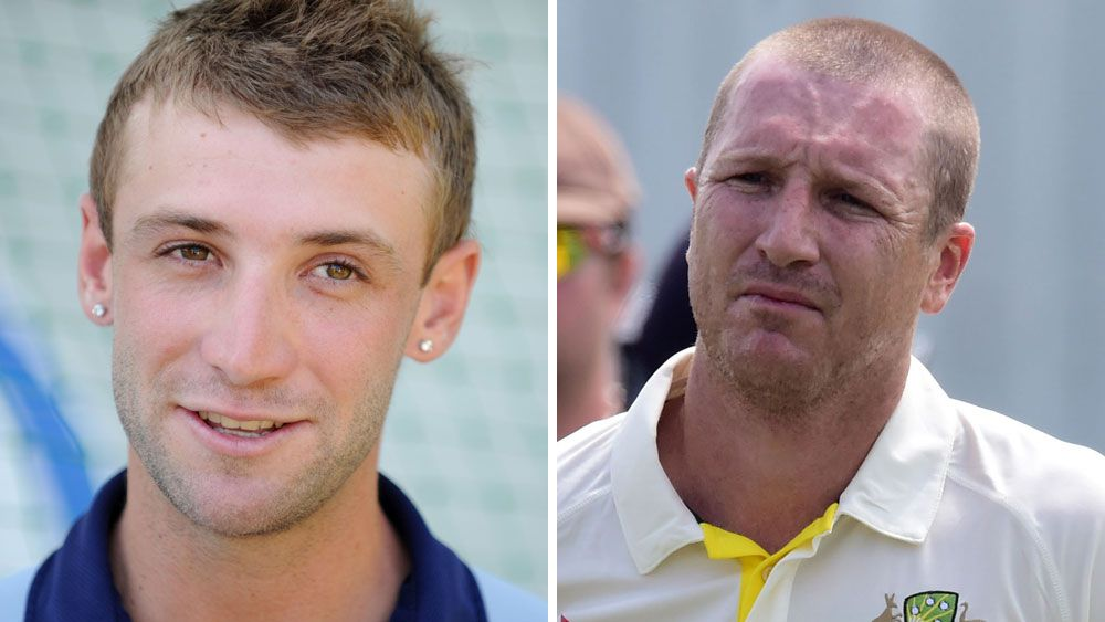 Cricket: NSW didn't target Hughes says Haddin