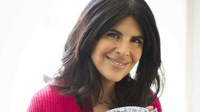 Anjum Anand, TV presenter and cookbook author
