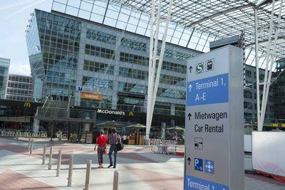 <strong>#9 Munich Airport [MUC, MUNICH, GERMANY]</strong>