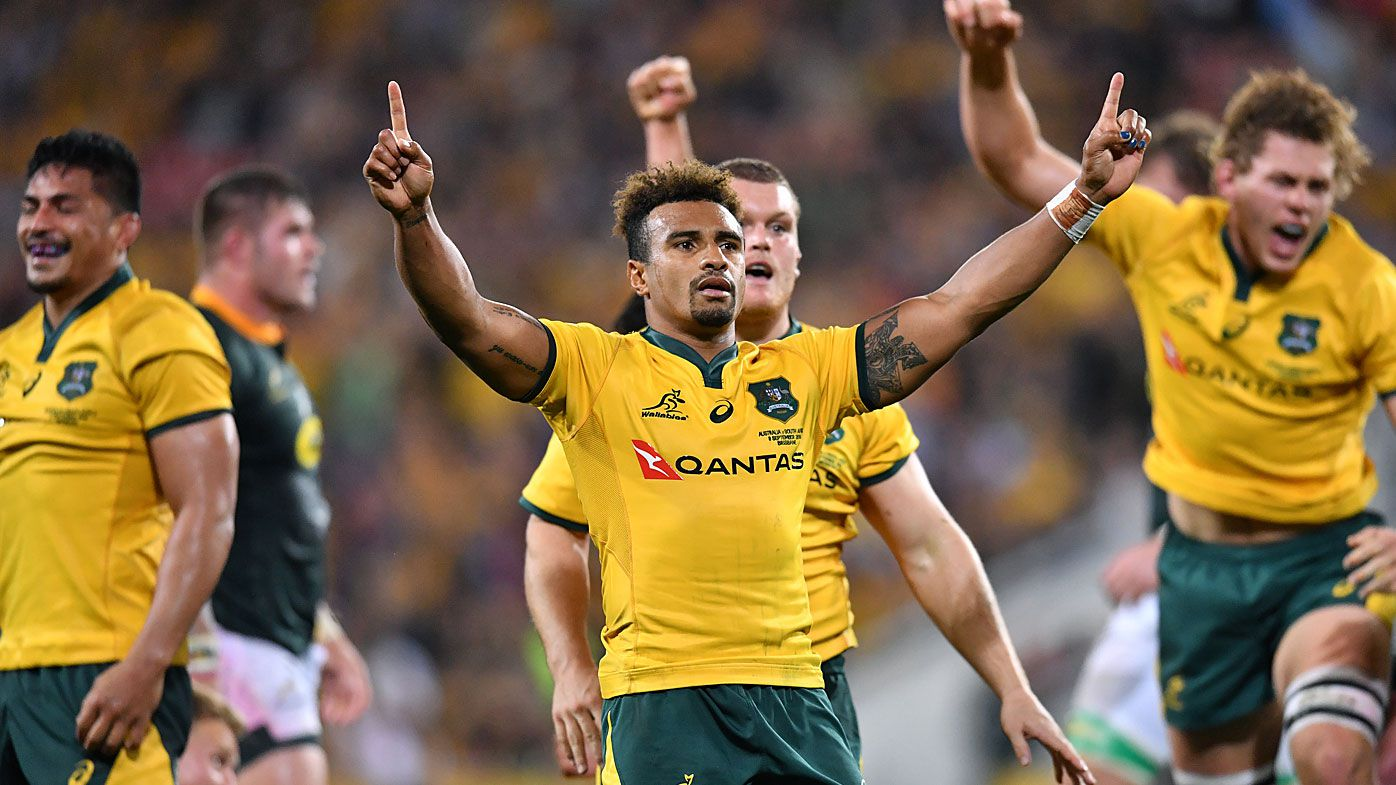 Wallabies end losing streak with victory over Springboks