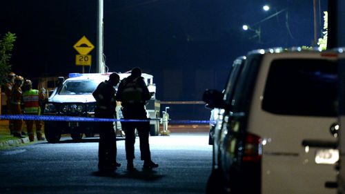 A woman and child have been stabbed to death in a Melbourne home. (AAP)