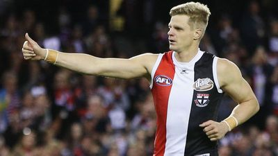 <strong>Nick Riewoldt - St Kilda Saints</strong>