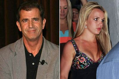 """When Britney Spears had a very public meltdown in 2008, Mel Gibson was there for her. He invited the young pop star to stay at his house in Costa Rica and gave her advice on staying sane in the spotlight. <br/><br/>His own meltdown a few years later proved that the veteran star must have shared plenty of """"me too!"""" moments with Brit.  <br/><br/><a href=""""http://celebrities.ninemsn.com.au/antibullying"""">Want to win an iPad? Take our quiz!</a>"""