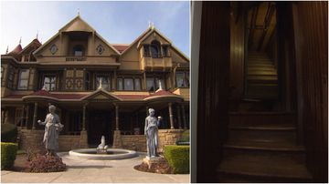 Inside the 'world's most haunted house'