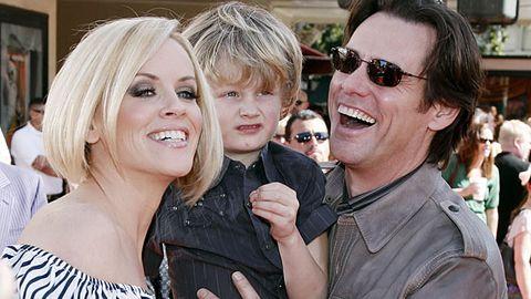 Jim Carrey rejects autistic 'stepson'