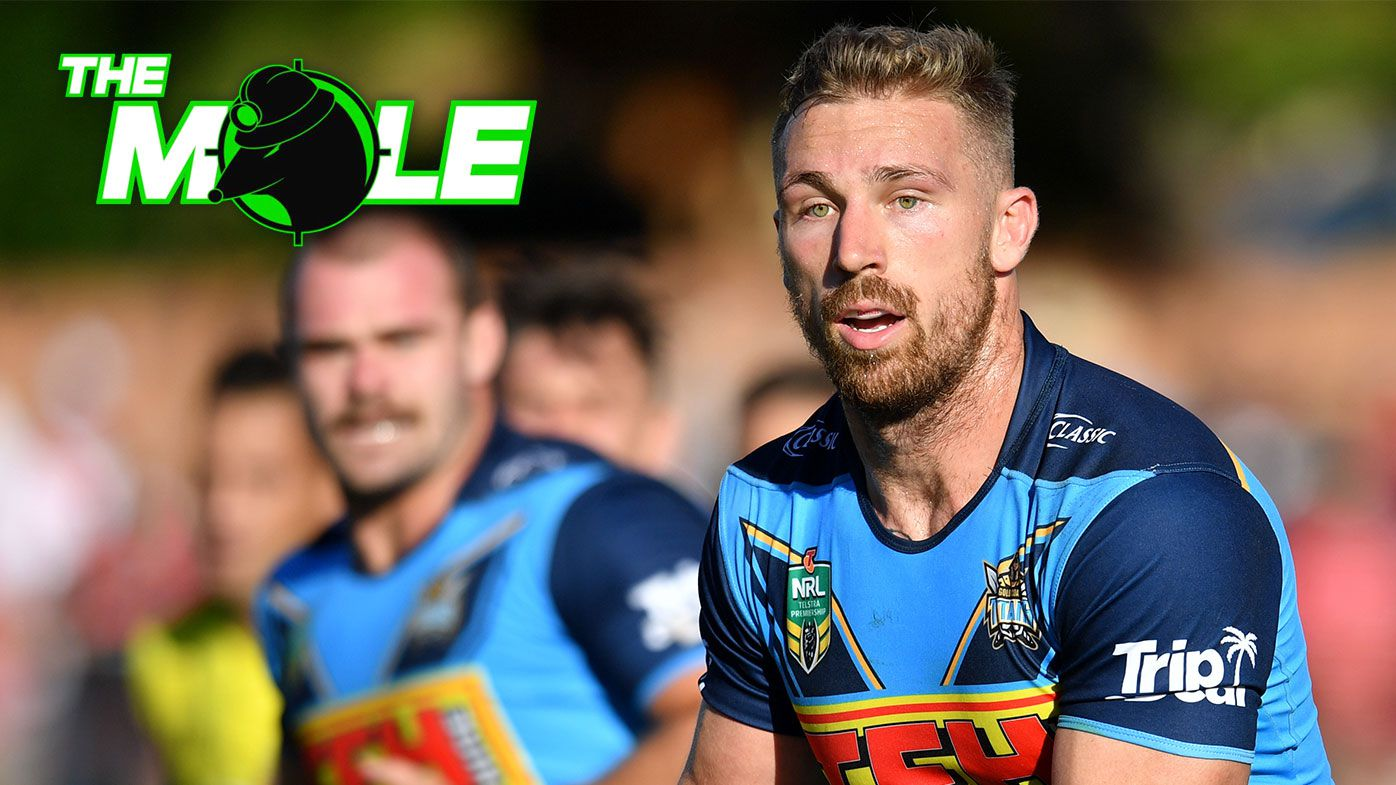 Gold Coast Titans run out of patience with Bryce Cartwright