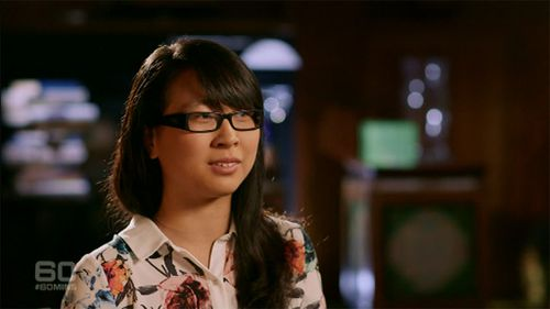 Lindt Café worker Fiona Ma. (60 Minutes)