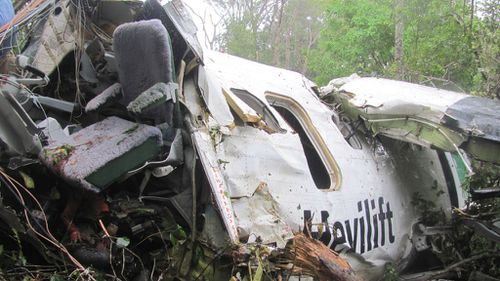 Fourth person dies after Papua New Guinea plane crash