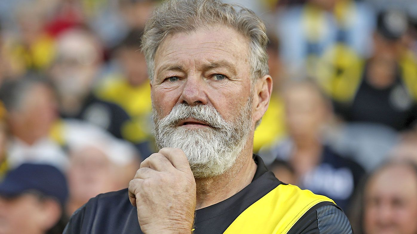 'Where my heart is': Neil Balme to remain at Richmond despite Adelaide reports