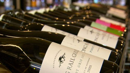 Trade Minister Steve Ciobo says Australian wine is going to be more competitive than ever.